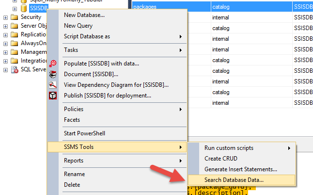 SQL Server 2012 SSIS Project Versions