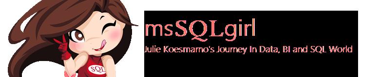 Ms SQL Girl